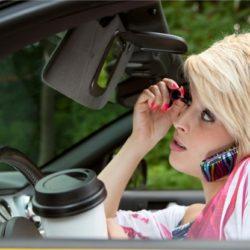 Женщина за рулём опасно ли это