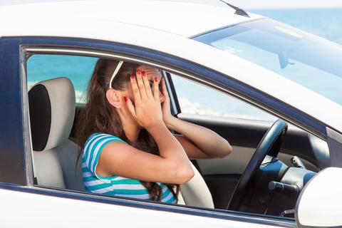 Как побороть страх за рулем