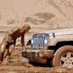 Секреты езды по грязи