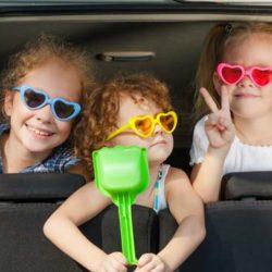 Правила перевоза детей в автомобиле
