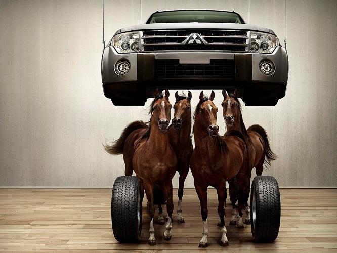 Сколько лошадиных сил в автомобиле